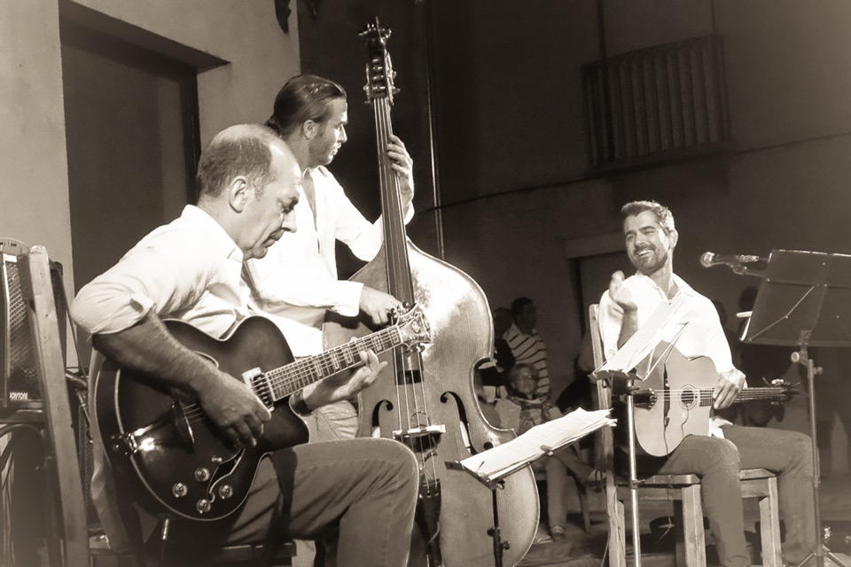Hot Club Valladolid, encargados de abrir Jazz&Arts Sessions